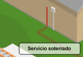 Imagen del servicio subterrneo