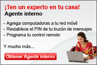 Descargar Agente interno