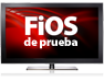 Prueba de FiOS
