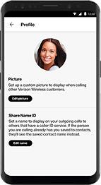 Crear un perfil personalizado