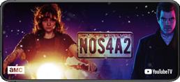 NOS4A2 en YouTube TV