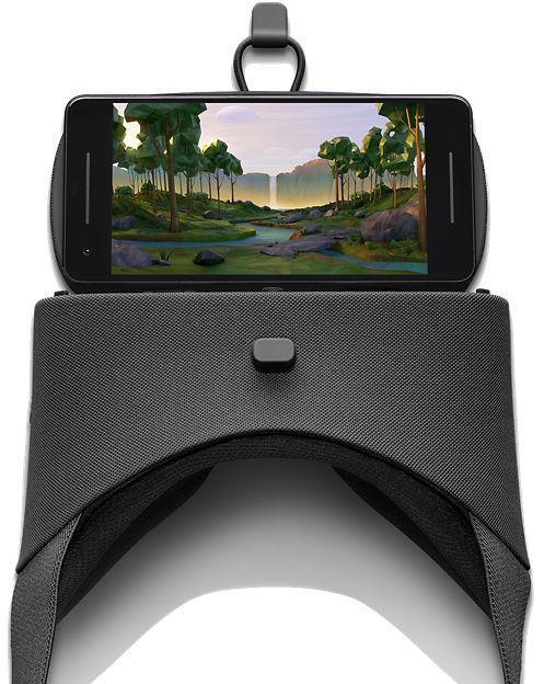 Teléfono compatible en Google Daydream View
