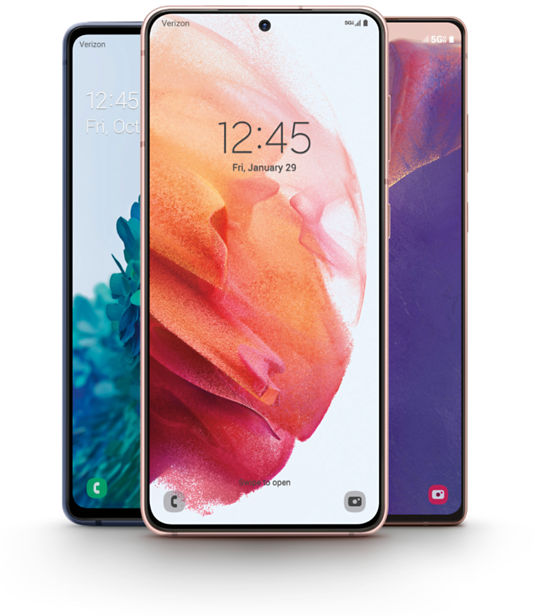 Dispositivos Samsung