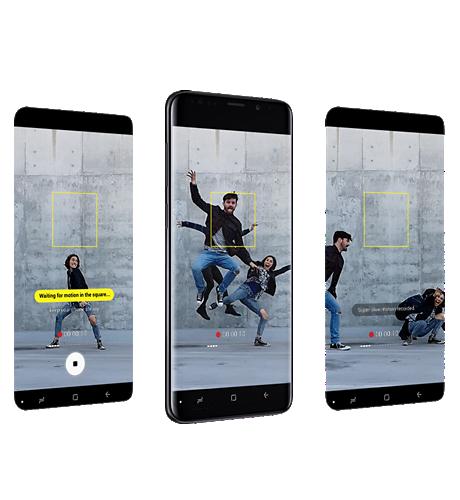 Samsung Galaxy S9 Prepaid The next generation of camera.