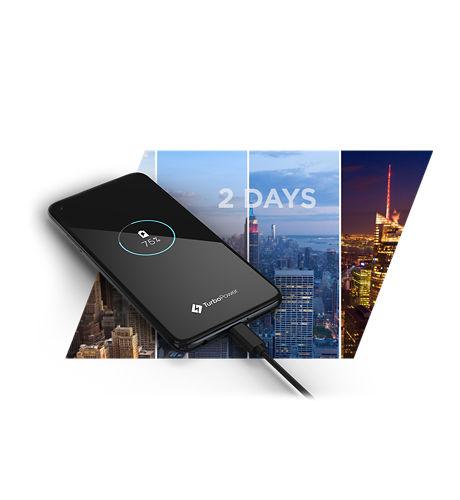 Motorola moto g stylus Prepaid Battery life for days.